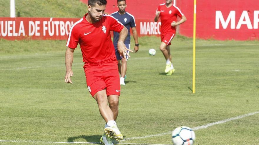 Víctor Rodríguez se desvincula del Sporting