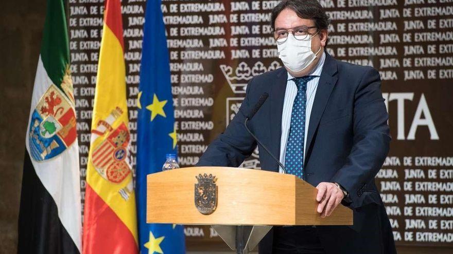 Vergeles informará esta tarde sobre las medidas contra la pandemia