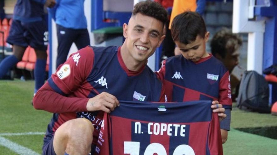 Nando Copete se pone a 'cien' y confía en la unidad del vestuario