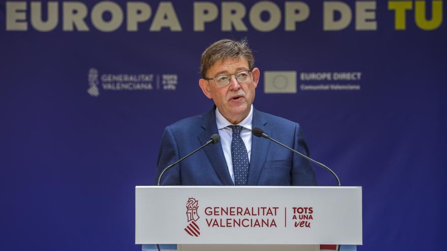 "Puig apunta a Europa como ""solución"" de la pandemia"
