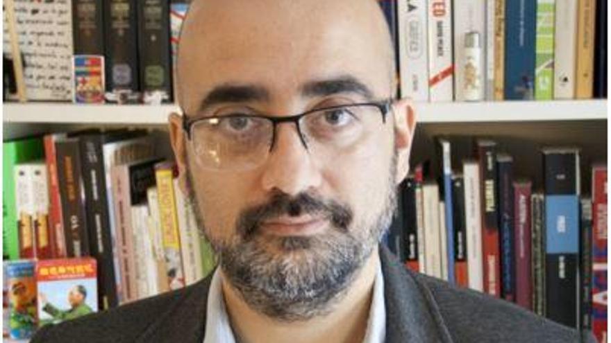Pablo Ríos afronta el reto de su carrera: un cómic sobre los Evangelios