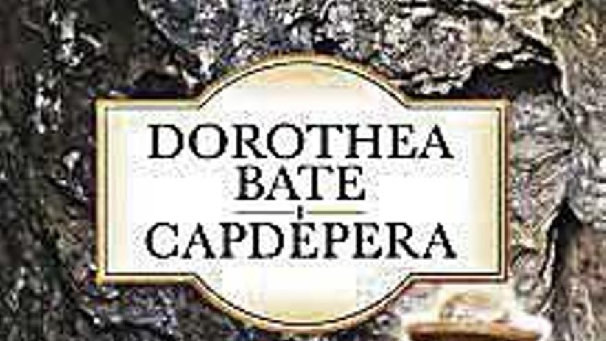 Dorothea Bate i Capdepera