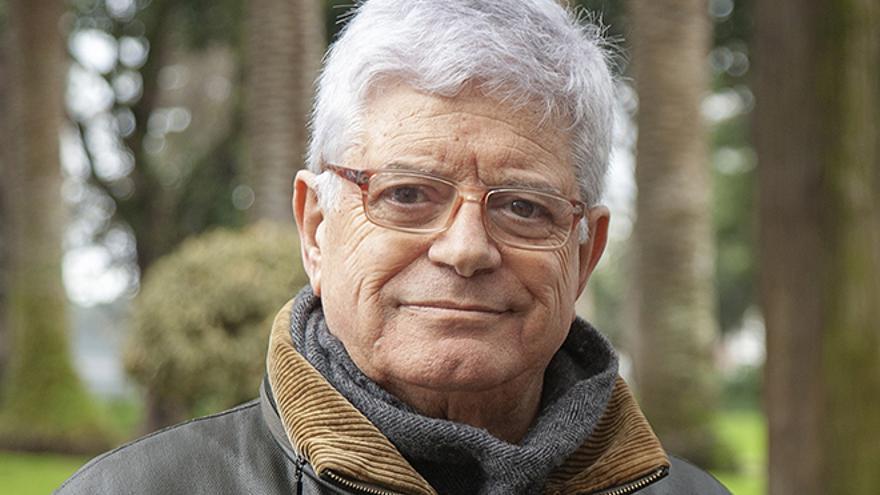 César Portela, académico numerario de la Real Academia Galega de Ciencias