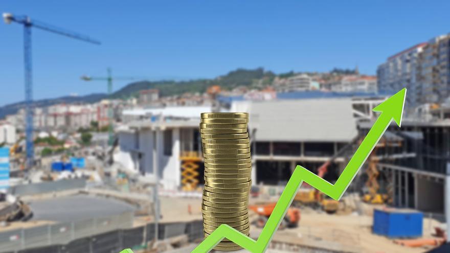 El alza del coste de las materias primas eleva un 15% la factura de la construcción
