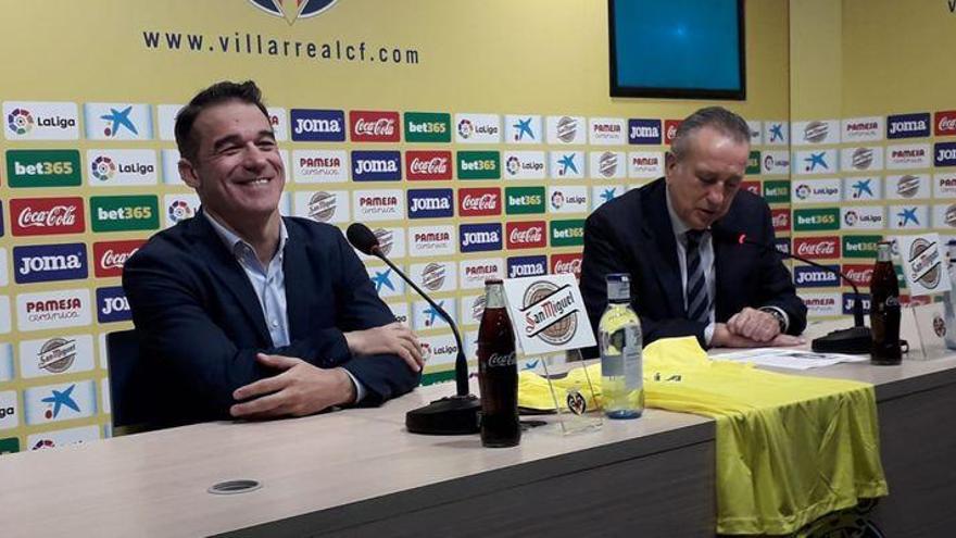 """Luis García: """"El Villarreal tiene una gran plantilla, ahora falta que recupere la confianza"""""""