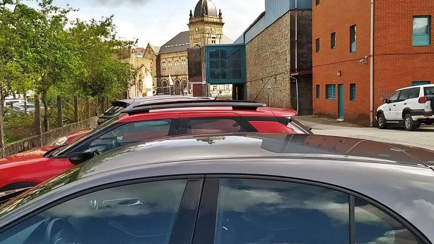 Smartparking: las pantallas que informarán de plazas libres para estacionar en A Estrada