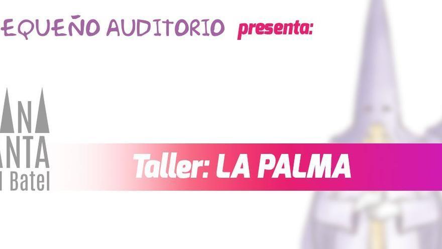 Taller infantil - Conoce tu Semana Santa: La Palma