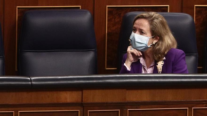 Calviño prevé cerrar la reforma laboral este año