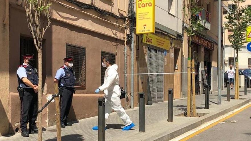 Detenido por asesinar a su pareja en Barcelona y darse a la fuga
