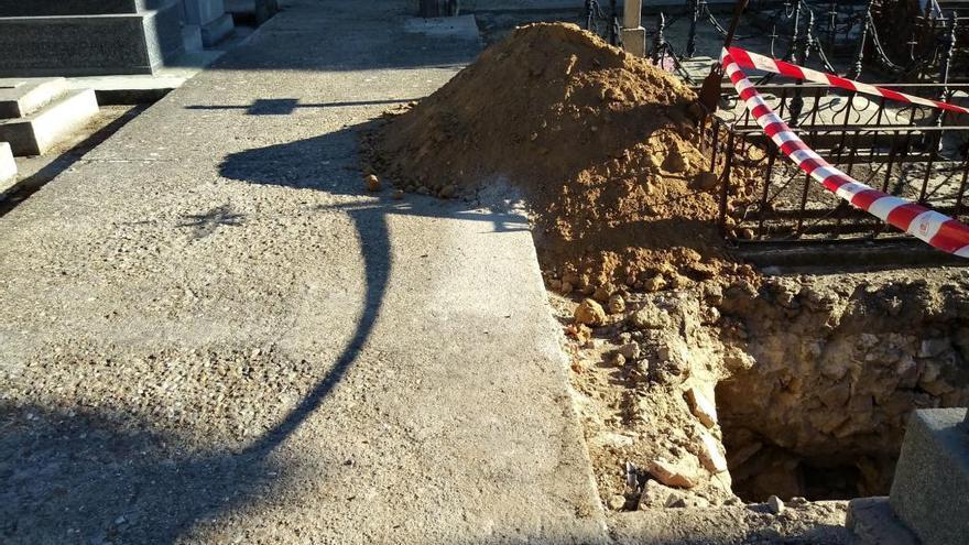 """UPL acusa a Strieder de intentar """"engañar"""" al Procurador del Común en un informe sobre el cementerio"""