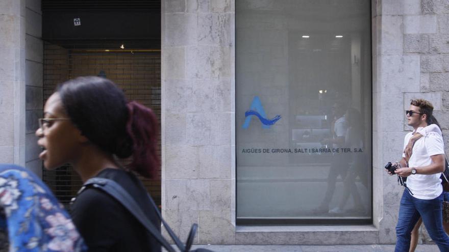 """Guanyem Girona vol que la municipalització del servei d'aigua vagi acompanyada d'un model """"més humà, participatiu i sostenible"""""""