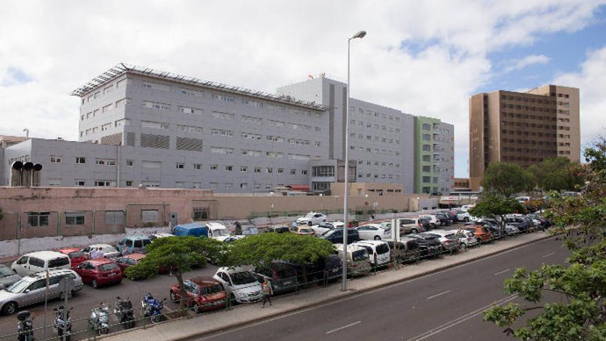 Detectan un segundo brote de Covid-19 en el hospital tinerfeño de La Candelaria