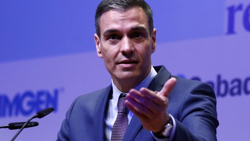 Sánchez anuncia un projecte per convertir Espanya «líder europeu» de sanitat i ciència