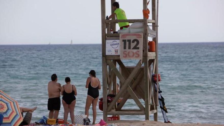39 Jahre alter Deutscher an der Playa de Palma ertrunken