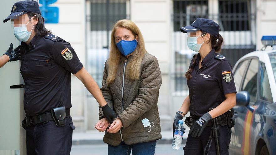 Los forenses concluyen que la viuda negra de Alicante fingía su parálisis y que es «manipuladora e histriónica»