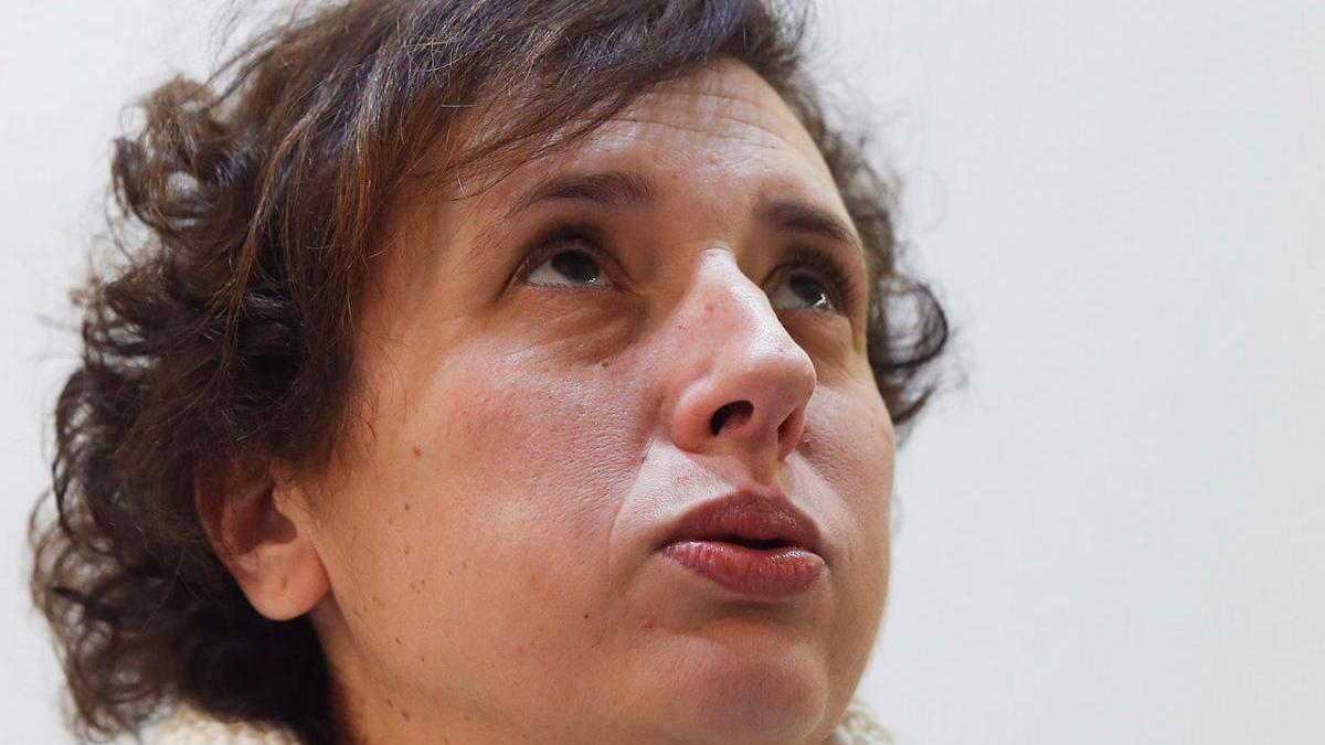 La gallega Teres Romero en una imagen de archivo