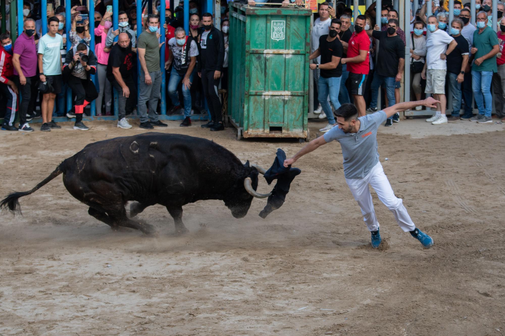 El tercer día de toros en Almassora, en imágenes