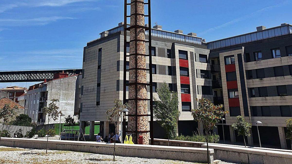 Las nuevas oficinas de Servizos Sociais se ubicarán en un bajo de la urbanización Regojo.