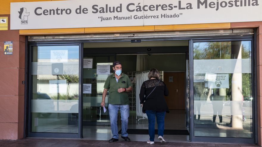 El centro de salud de Mejostilla de Cáceres tendrá consultas por la tarde