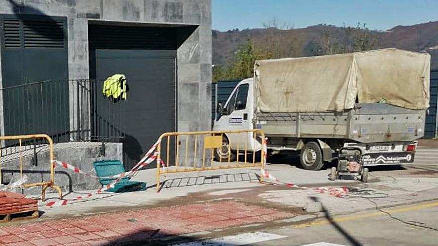 """Los nuevos vecinos del Campón podrán usar sus garajes """"en días"""""""