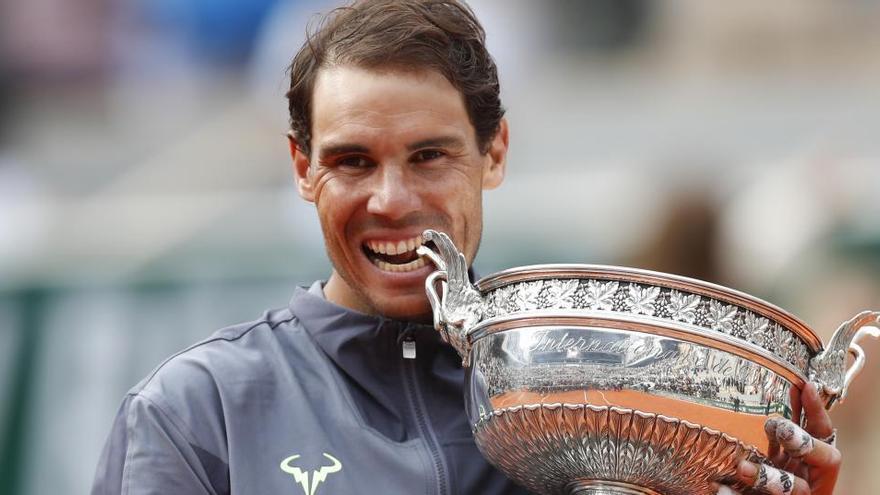 """Roland Garros prevé jugarse """"entre finales de septiembre y principios de octubre"""""""