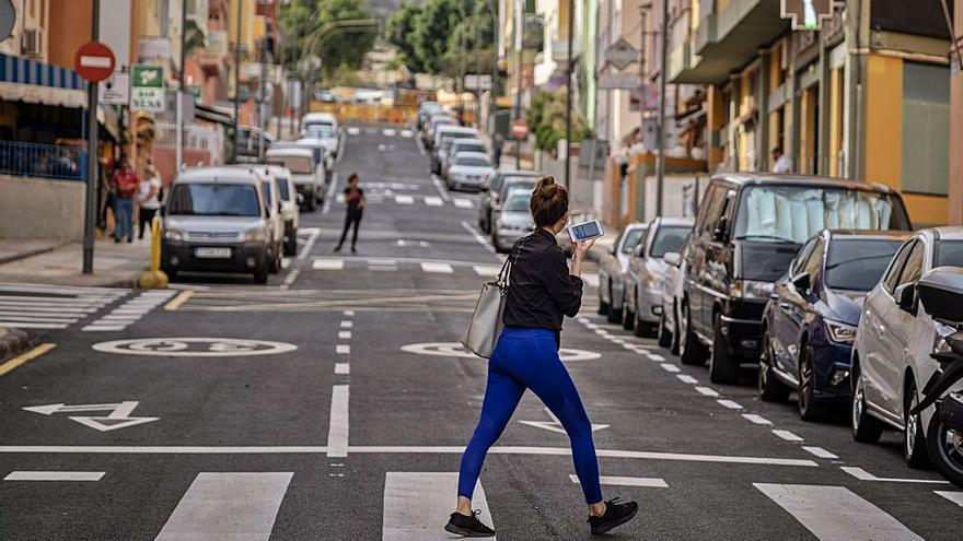 Reabierto al tráfico otro tramo de la avenida Venezuela