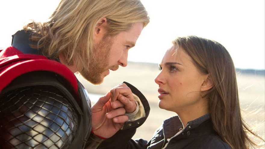 Natalie Portman será la nueva 'Thor'