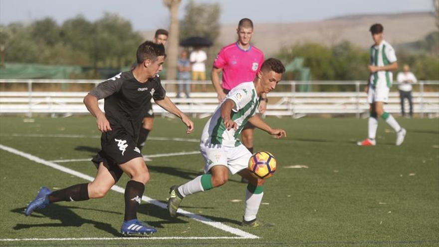 Golpe de autoridad del Córdoba ante el Betis