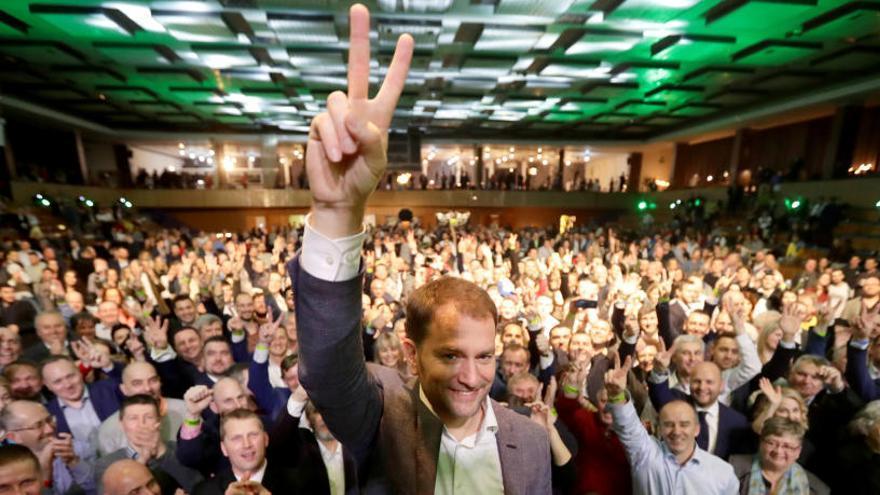 El opositor OLaNO gana las legislativas de Eslovaquia