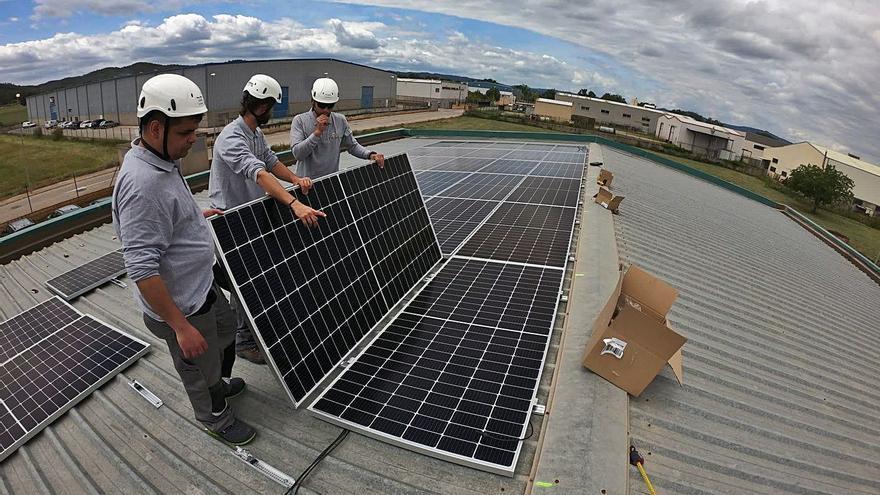 Forallac vol abaratir la factura energètica de les empreses del polígon