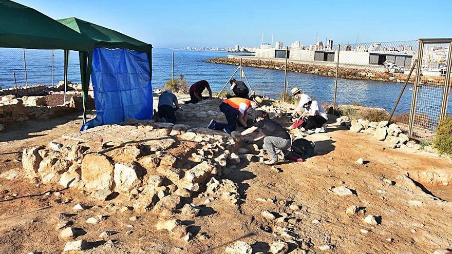 La Illeta dels Banyets saca a la luz una nueva instalación para conservar pescado