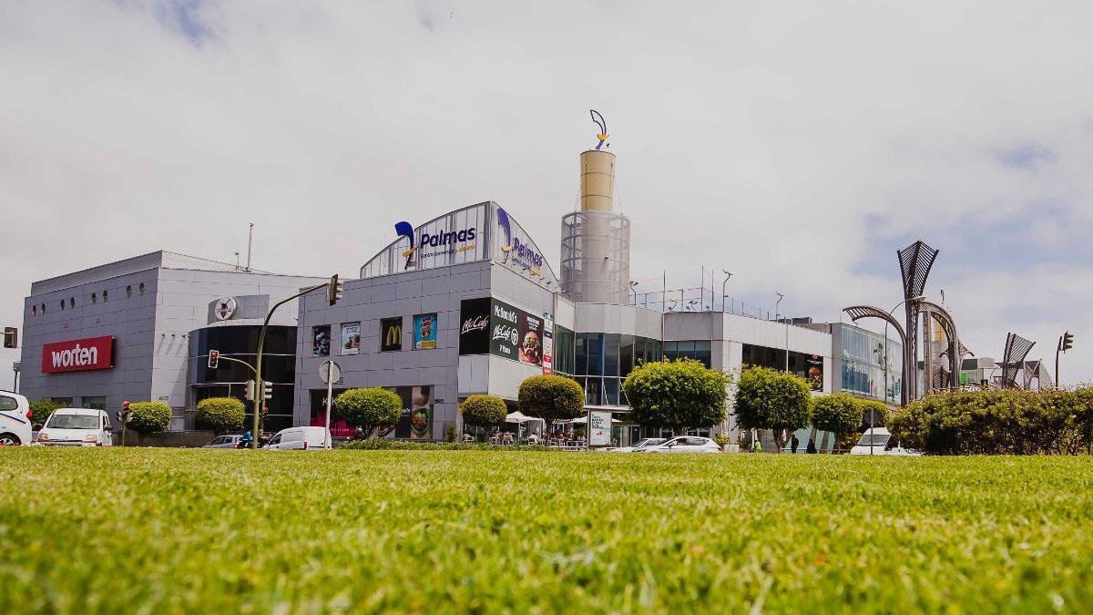 Centro Comercial y de Ocio 7 Palmas