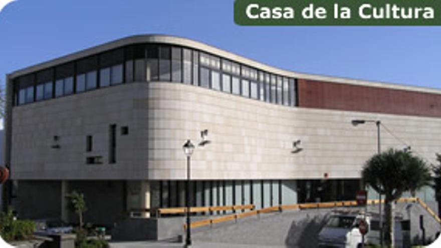 Casa de la Cultura de Moya