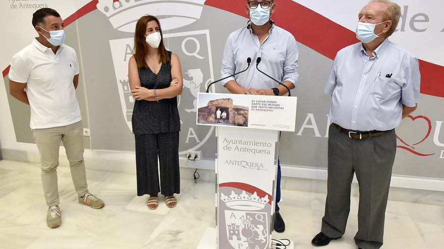 El Centro de Estancia Diurna de Antequera anexo al Hospital se pondrá en servicio en otoño