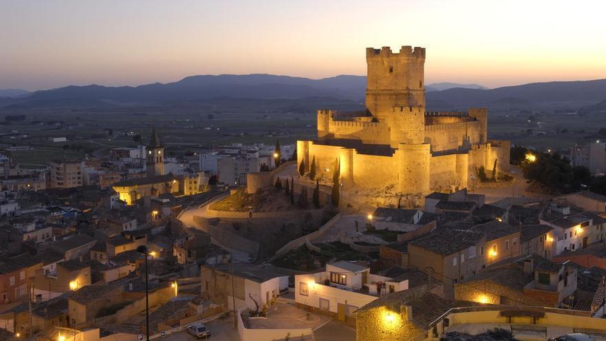 Haz tu Ruta de los Castillos por el interior de la provincia