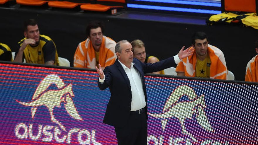 """Vidorreta: """"El Bilbao fue mejor que nosotros"""""""