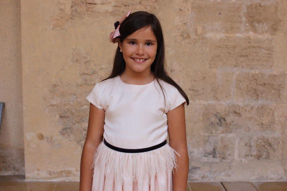 BOTÀNIC-LA PETXINA. Julia Climent Vidal (Santa María Micaela-Martín el Humano)