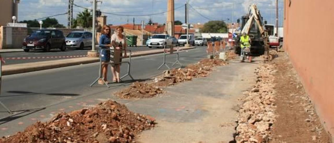 La mejora de calle San Jaime copará un tercio de la inversión para 2017