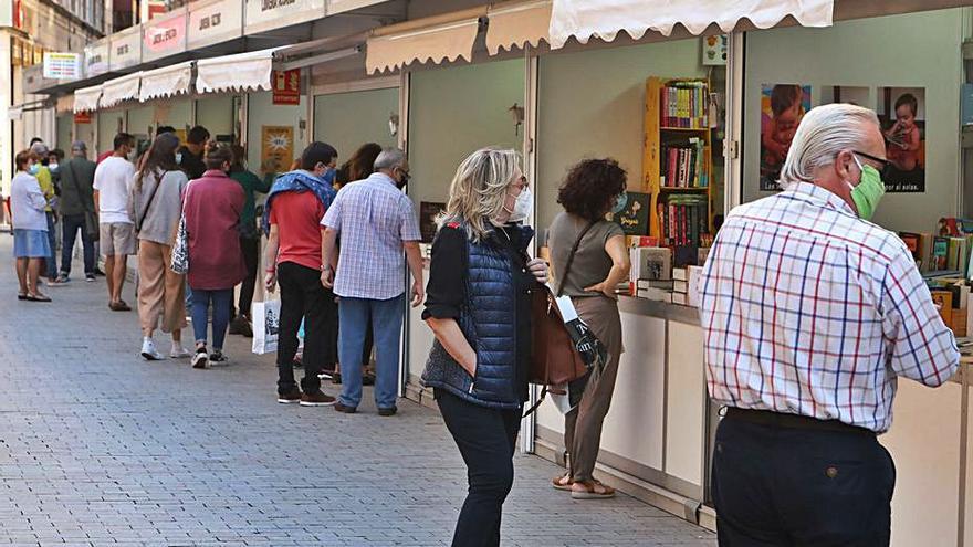 La Feria del Libro contará con 52 casetas tras un récord de solicitudes