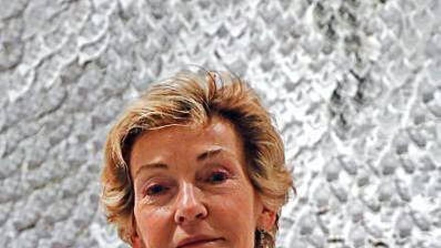 La valenciana Soledad Sevilla gana el Premio Velázquez de Artes Plásticas