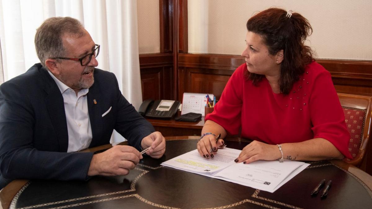 La Diputación confirma el traslado a la Generalitat de la gestión de Penyeta Roja desde el 1 de abril