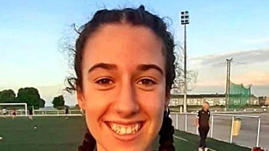 Claudia Barrio, citada por la selección de rugby 7