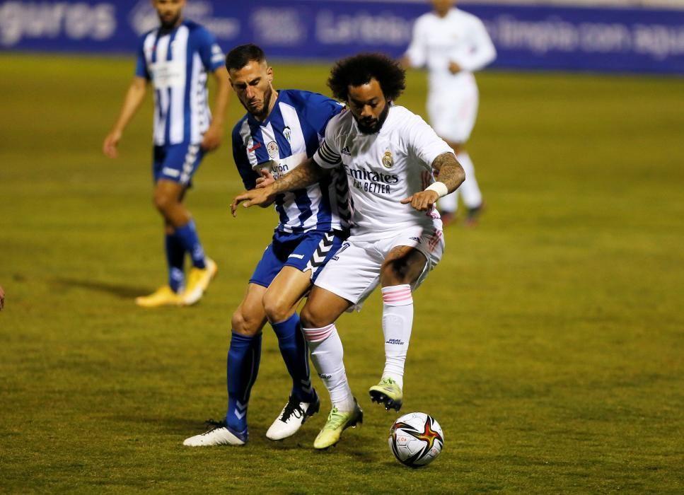 Fútbol | Copa del Rey: Alcoyano - Real Madrid