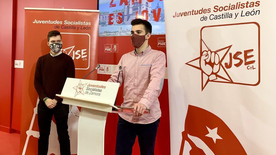 Juventudes Socialistas de Zamora apuesta por la recuperación económica y el empleo