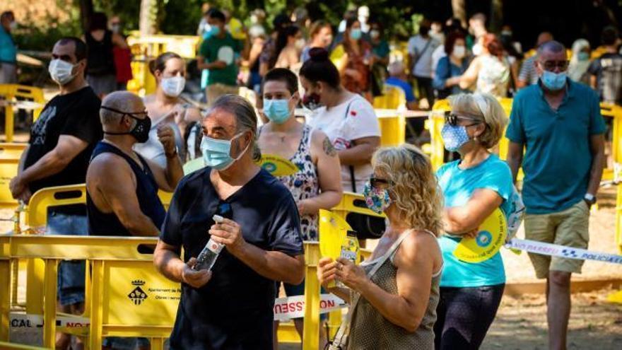 Sanidad suma 1.683 nuevos contagios de Covid-19 en 24 horas y registra ya 580 brotes