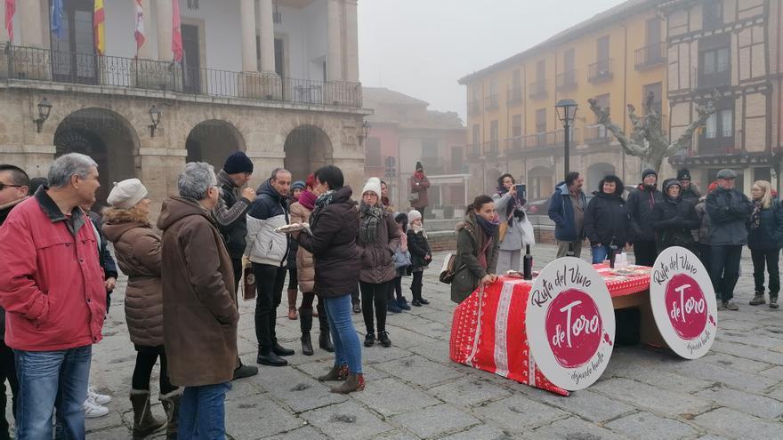 Las  Rutas del Vino de Toro, Arribes y Zamora recibirán una subvención de la Junta