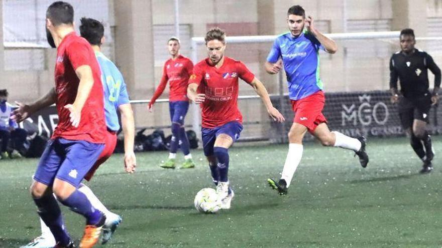 La federación de fútbol suspende la jornada de Preferente hacia abajo por el temporal Filomena