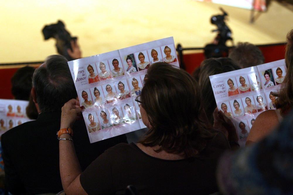 Corte 2007. Las quinielas, en forma de revista.