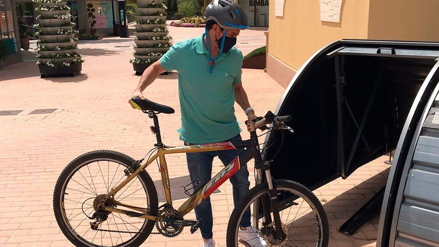Bike to work week: Mallorca Fashion Outlet se mueve en bici