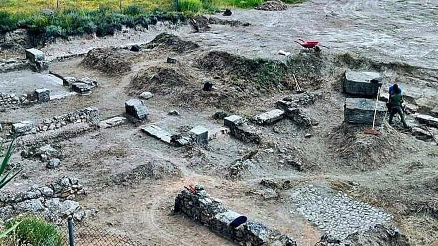 Bursao será de nuevo escenario de excavaciones